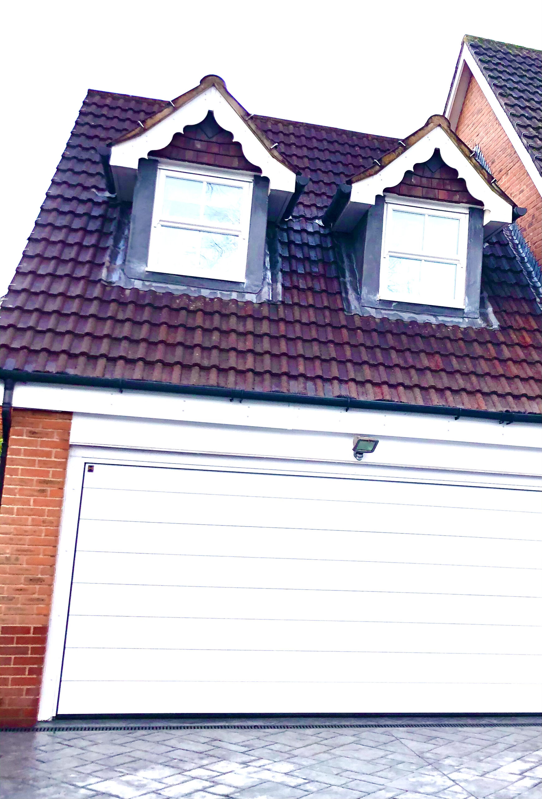 Case Study:Roof Cleaning in Whitchurch