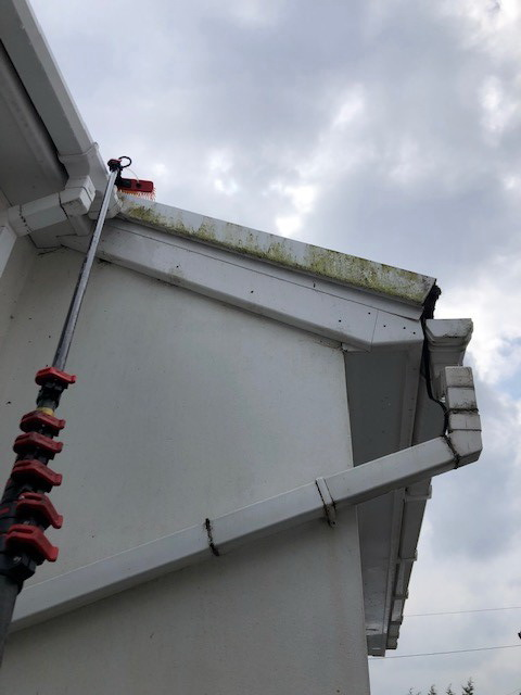 Case Study: Gutter and uPVC Cleaning in Cardiff